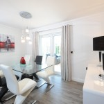 Dining room in Wilmslow