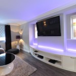Living Room Interior Design In Wilmslow