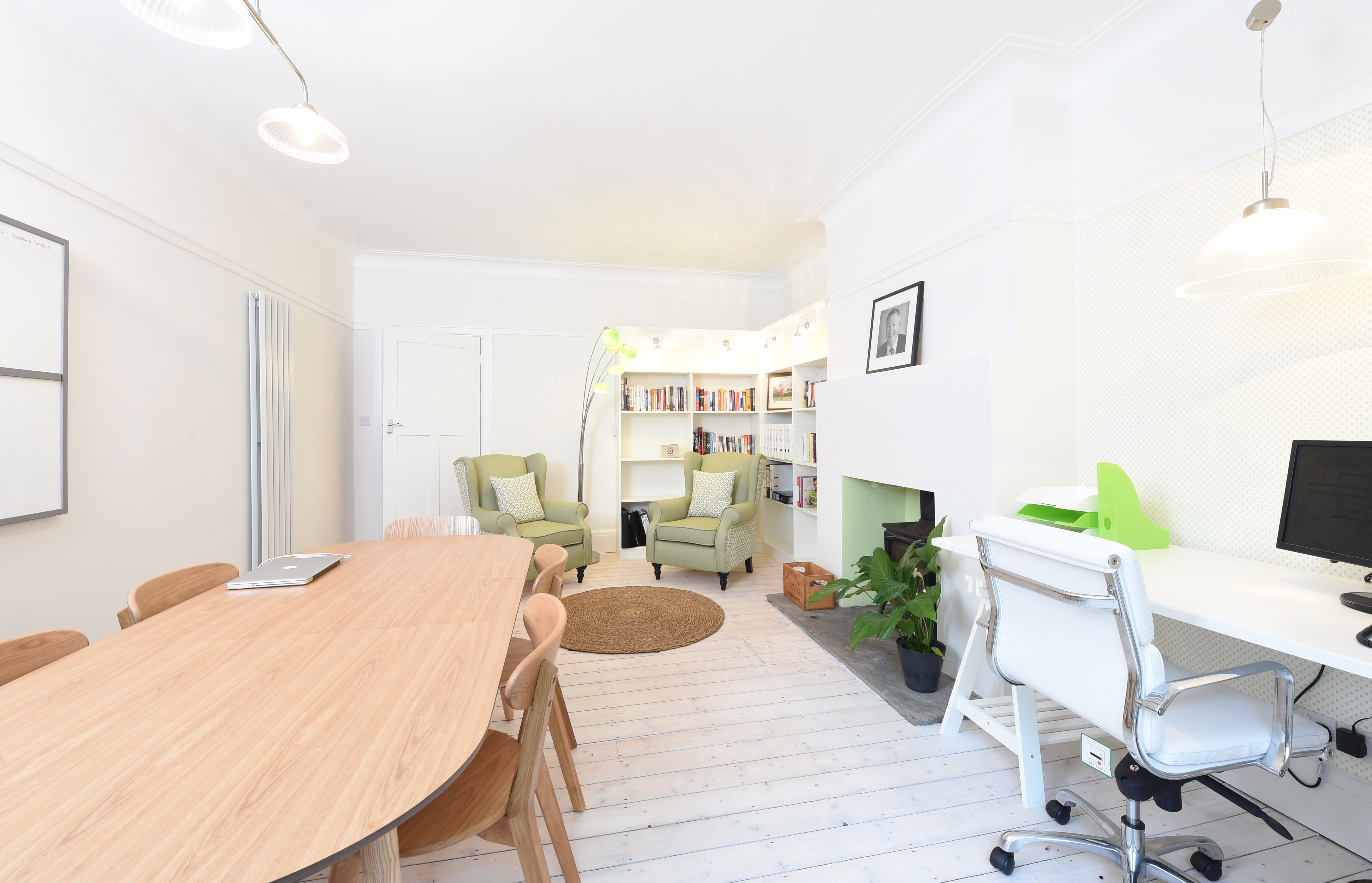 hannah barnes interior designs home office interior in manchester